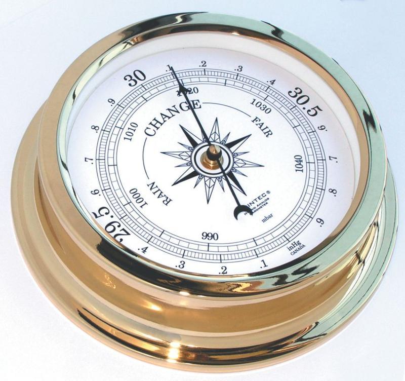 wall barometer