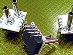 sample pressure sensor