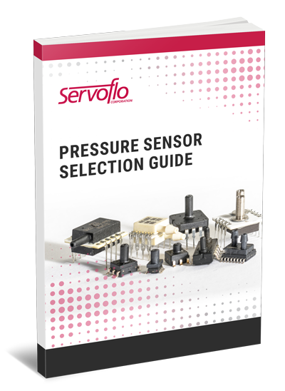 [eBook Cover] Pressure Sensor Selection Guide