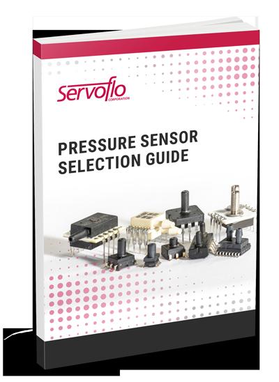 [eBook Cover] Pressure Sensor Selection Guide