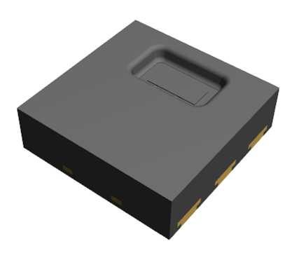 HTU21D digital humidity sensor without filter