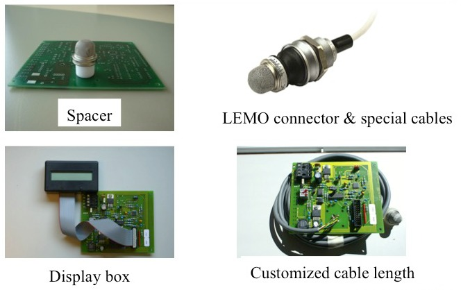 oxygen sensor customization