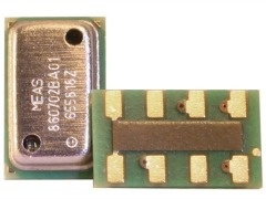 pressure humidity temperature sensor
